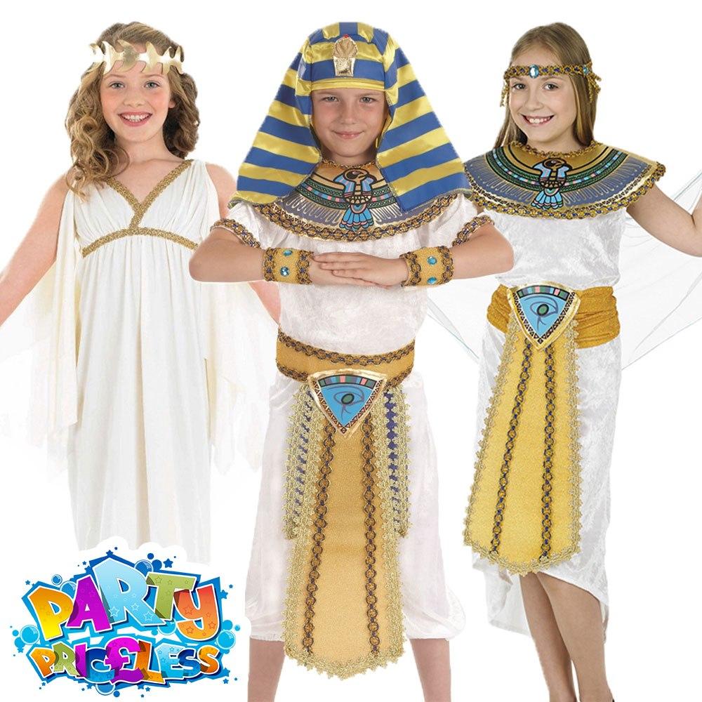 Cleopatra Egyptian Collar Fancy Dress Accessory Costume Queen Fancy Dress