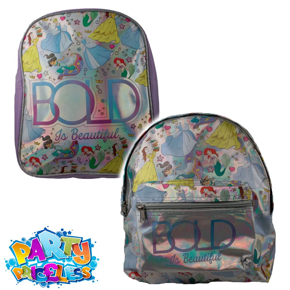 fadcbe42f8e Kids Girls Disney Princesses Backpack Rucksack School Bag Pe Kit Childs by  WILLIAM LAMB