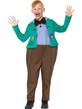 Kids Augustus Gloop Costume