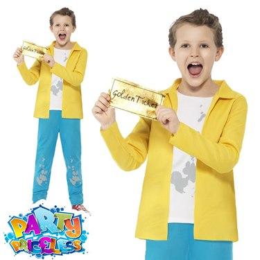Kids Charlie Bucket Costume
